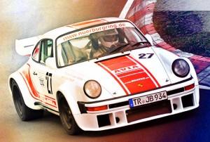 das Ringtaxi am Nuerburgring