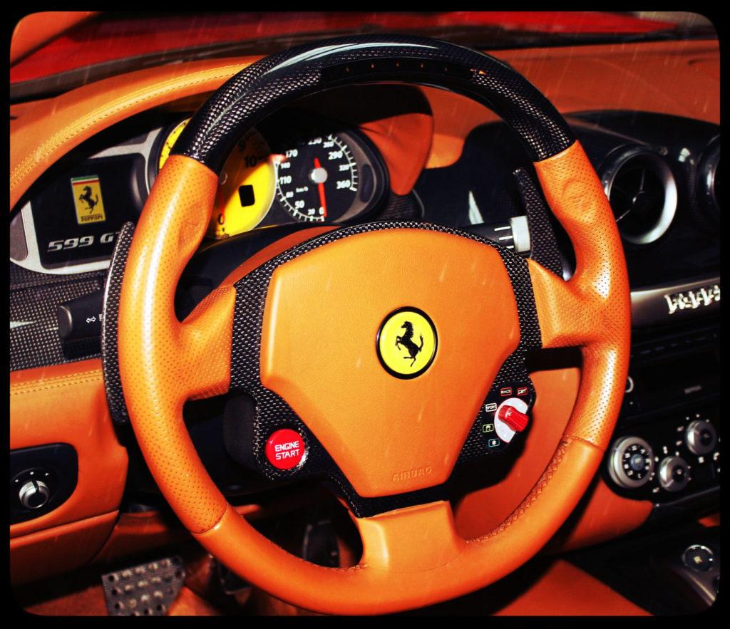 Formula One Steering Wheels – bmw